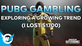 PUBG Skins Gambling: It's coming (and I lost $1700 opening crates) - BATTLEGROUNDS NEWS
