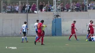 """Hércules CF """"B"""" 1 - 0 CF Rec.Colón 2018/19 Promoción ascenso a 3ª División (Eliminatoria Final, Ida)"""
