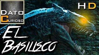 El Basilisco, Criatura de la Mitología Griega - Terrible Serpiente Mortal