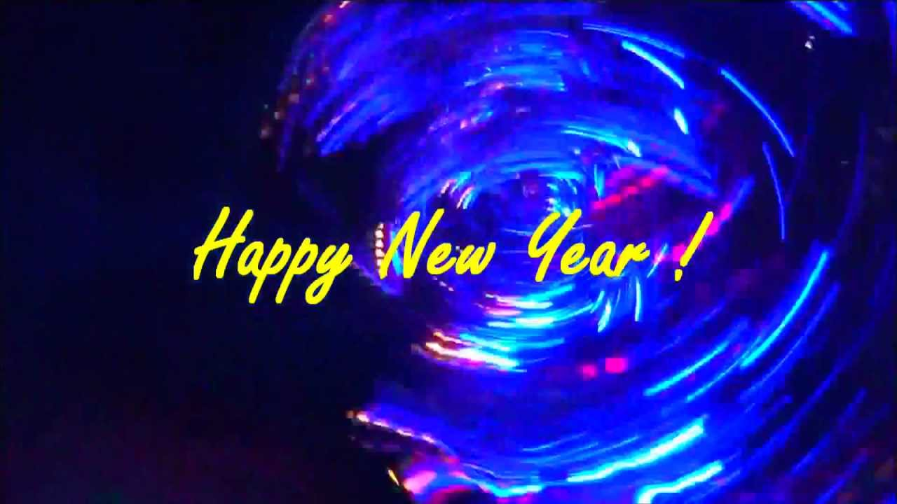 2019 - Happy New Year to all friends & subscribers-Gutes neues Jahr ...