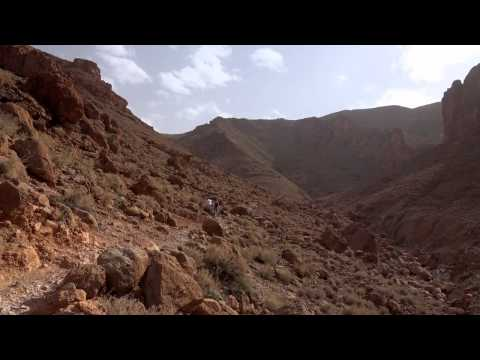 Todra Gorge, Morocco in HD