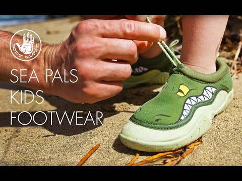 Sea Pals Footwear for Kids by Body Glove