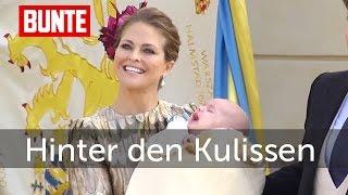 Madeleine von Schweden - Hinter den Kulissen von Nicolas' Taufe - BUNTE TV