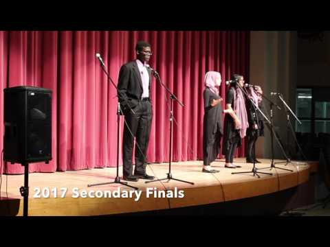 YRDSB 2017 Secondary Finals 8