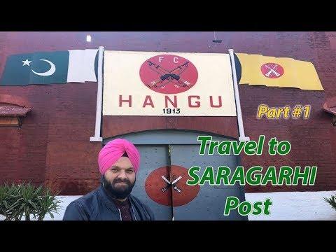 North Frontier VLOG Nankana Sahib TO Saragarhi Part 1!! Travel Journey Pashawer ,Kohat, Hangu