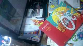 ХОББИ-ВЛОГ выходного дня/новые книги, ручки/заказы Буквоед, Лабиринт, Бук24, My-shop.ru