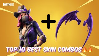 Top 10 Fortnite Skin-Back Bling Combos-Comment faire Purple Dusk Wings!
