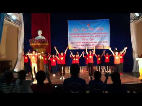 Nhảy Hiện Đại - Tiến Lên Việt Nam Ơi - Sơn Tùng MTP
