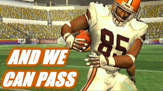 WE GOT TO MOVE UP - MADDEN 2006 BROWNS FRANCHISE VS STEELERS  - S2W8