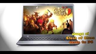 Descargar Clash of Clans para PC