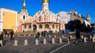 Православные Монастыри и Храмы Москвы(Слайдшоу., 2016-01-20T20:20:59.000Z)