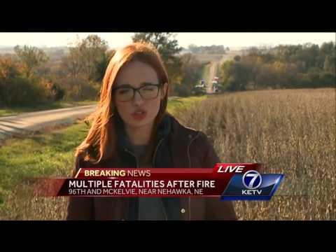 Family feared dead in Weeping Water fire
