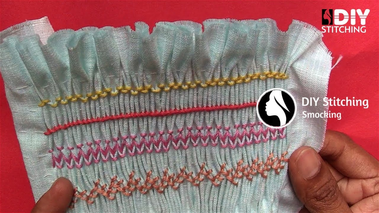 Fashion style Smocking simple for woman