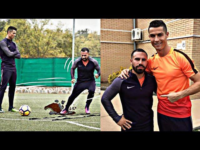 THE FASTEST TRAINING🏃 EVER  Luis badillojr 🥇FAST THAN cristiano Ronaldo