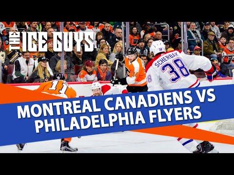 Montreal vs Philadelphia | Ice Guys Free Pick | NHL Betting