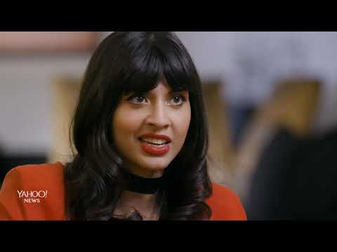 """The Good Place"" Star Jameela Jamil Talks Beauty, Boyfriend and Backlash"