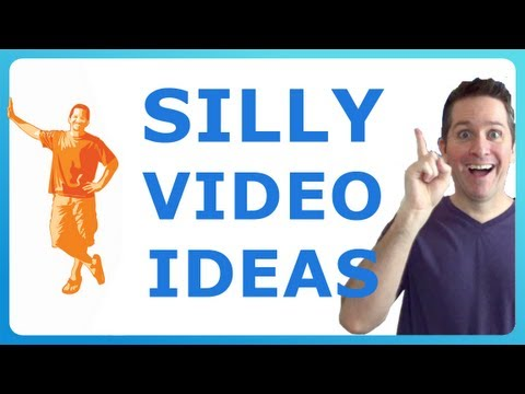 VIDEO IDEAS - videos you can make when you're bored! (Plus storyline tips!)