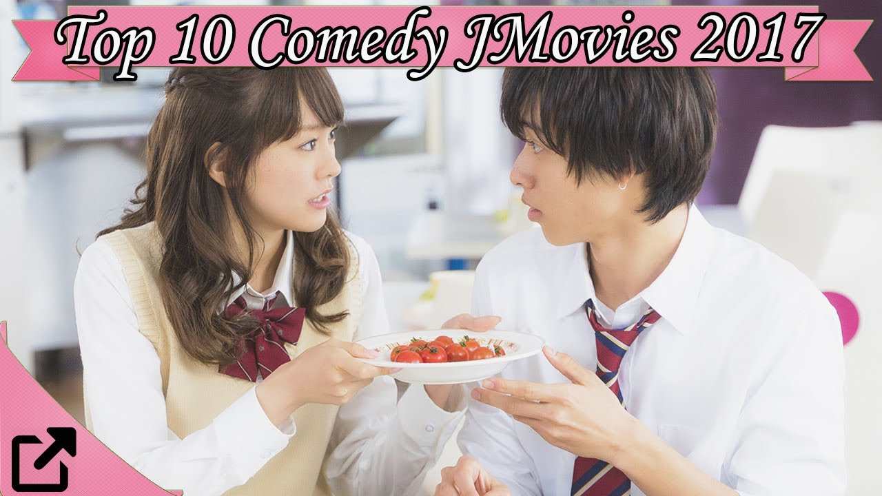 Top 10 Comedy Japanese Movies 2017 (All The Time)