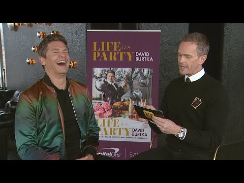 Watch What Happens When Neil Patrick Harris Interviews Hubby
