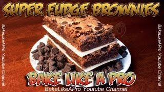 Super Fudge Brownies Recipe !