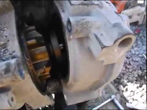 saturn vue 2 2 ecotec engine water pump removal