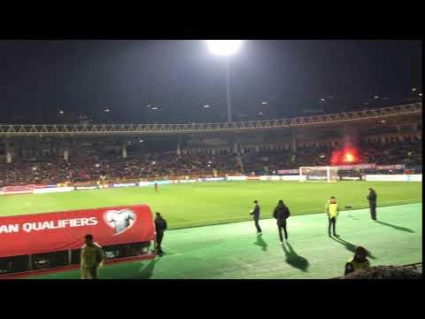 Armenia (0) VS Finland (2)