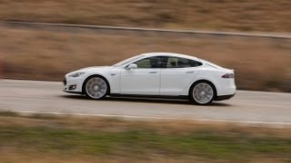 2012 Tesla Model S | First Drive | Edmunds.com
