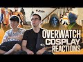 Fusion Reacts to Overwatch Cosplay | BlizzCon 2018