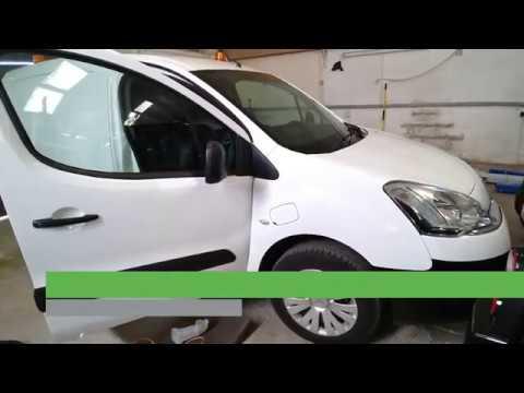 EV Help: How to replace the cabin filter on a Peugeot Partner or Citroen Berlingo van, UK RHD