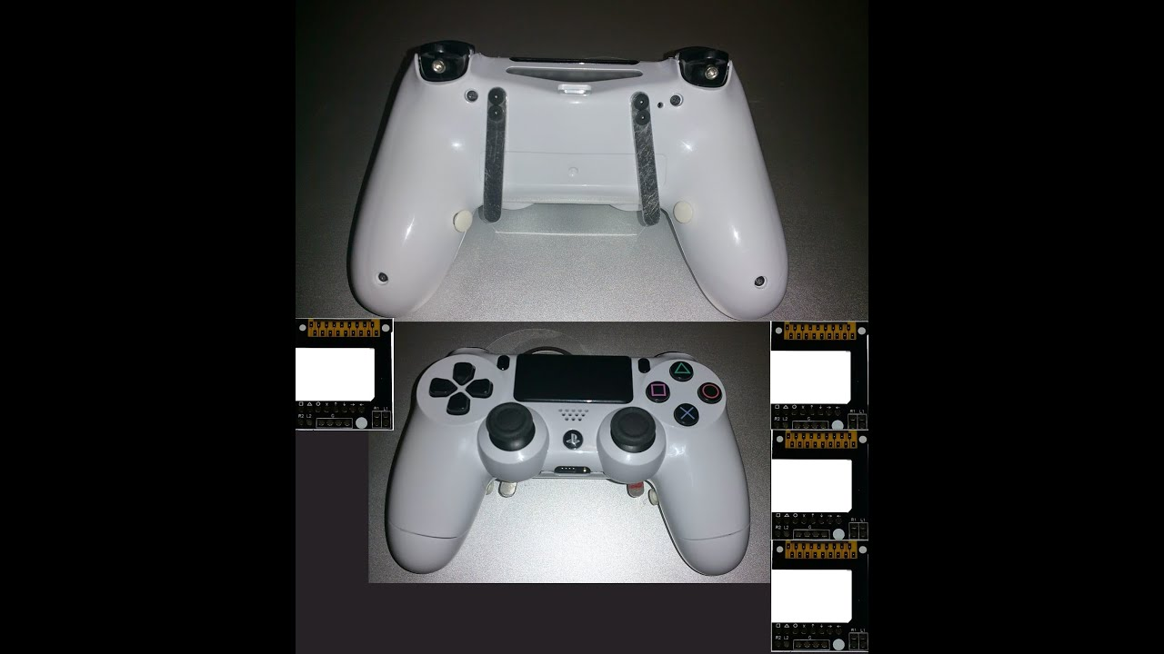 make your own ps4 controller uk