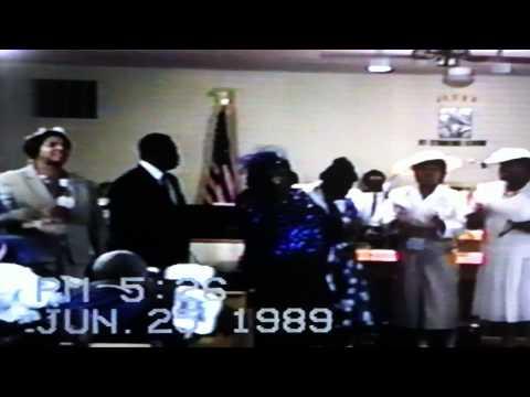 JESUS GOT A BLESSING FOR YOU - Pentecostal Temple Church Choir (1989)