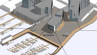 Proposed development would create condos, boutique hotel, boat space
