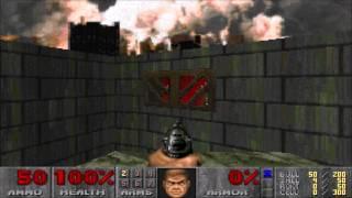 Doom II M19: The Citadel, UV-Speed Using Candle/Torch