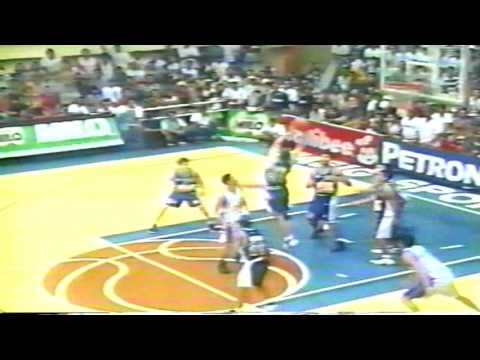 Manila at Pasig Conf  Finals Game 3 1999