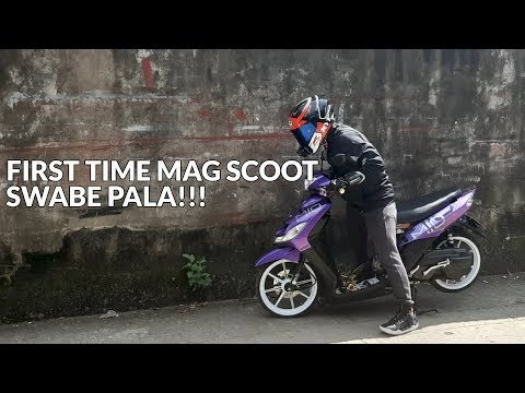 Yamaha Mio Sporty | First Time Mag Scoot - My Initial Impression