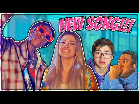 """Dixie D'Amelio Is REALLY SAD On """"One Whole Day"""" Song!? (With Wiz Khalifa) – Reaction"""