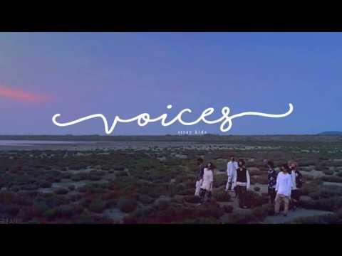 Stray Kids (스트레이 키즈) - Voices - Piano Cover