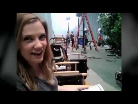 The Vampire Diaries  Behind the s with Matt Davis,Sara Canning and Paul Wesely