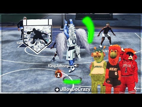 1 SHOT = 1 MASCOT. 98 OVERALL GETS * NEW MASCOT THAT NO ONE HAS NBA 2k19 Mascots 98 Overall