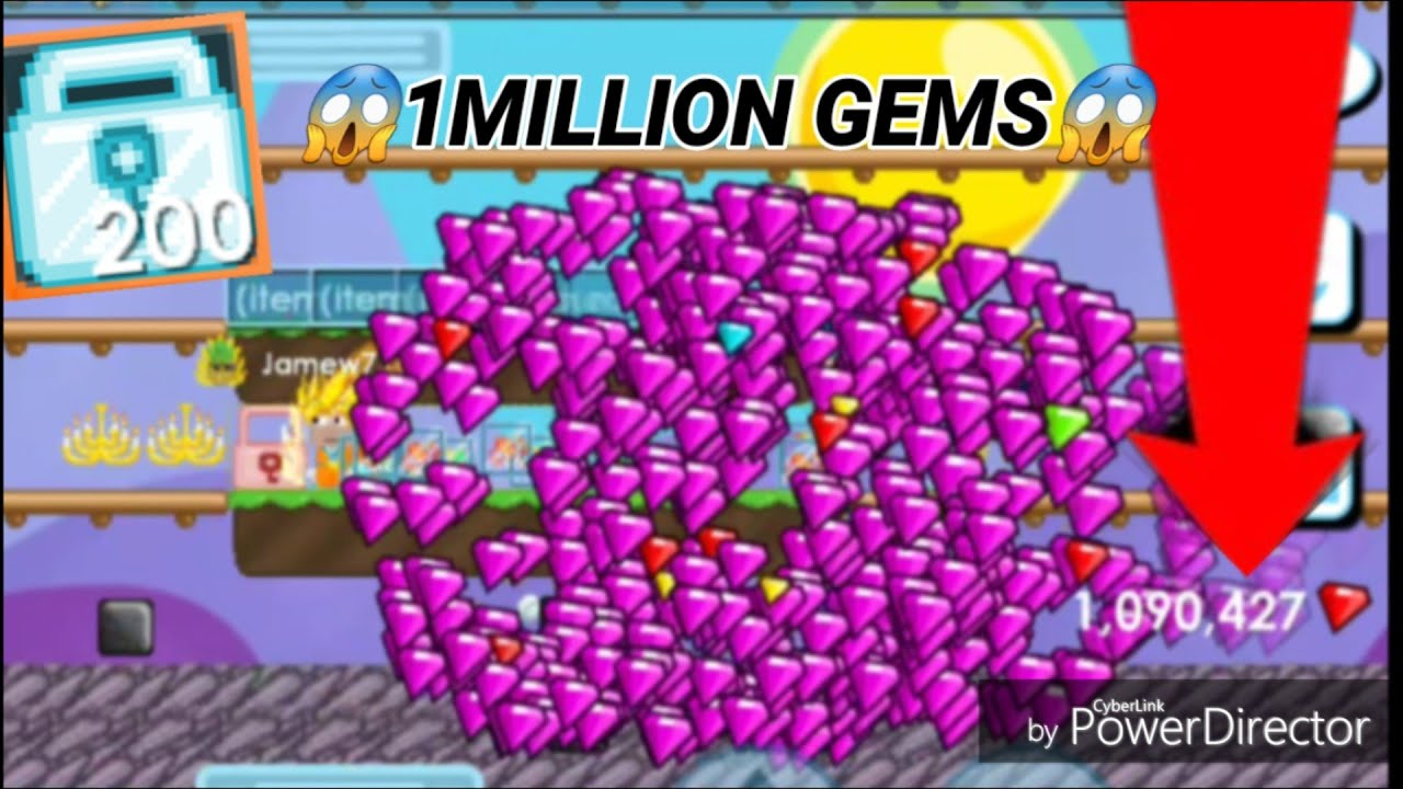 steel chair growtopia dark gray covers buying 1million gems for omg did i got scammed