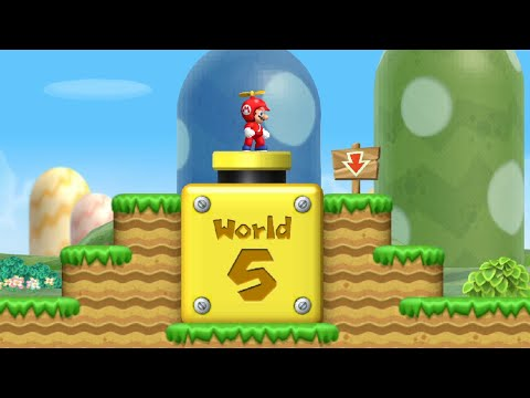 Thumbnail: New Super Mario Bros. Wii - All Warp Cannons