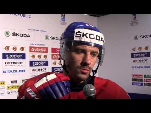 Tomáš Plekanec hodnotí prohrané semifinále s Kanadou