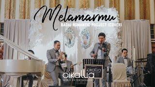 BADAI ROMANTIC PROJECT  Melamarmu (Cover Saxo) - Cikallia Music Bandung
