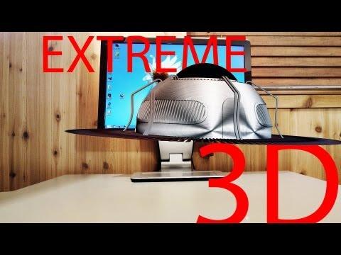 Изобрежения 3D super EXtreme!