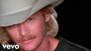 Watch Alan Jackson Shes Got The Rhythm and I Got The Blues video