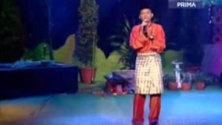 Retro - Khairil Johari johar - Sepasang Kurung Biru