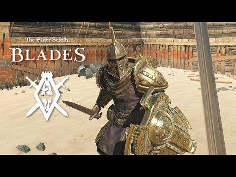 Elder Scrolls Blades: A lenda dos RPGS nos mobile!!! Veja as raças e controles de Blades!!! #ZigIndica41 - Omega Play