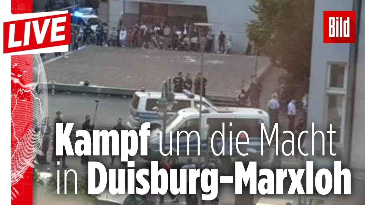 Download 🔴 Kampf um die Macht in Duisburg-Marxloh: Clans machen ganzes Stadtviertel zu No-go-Area