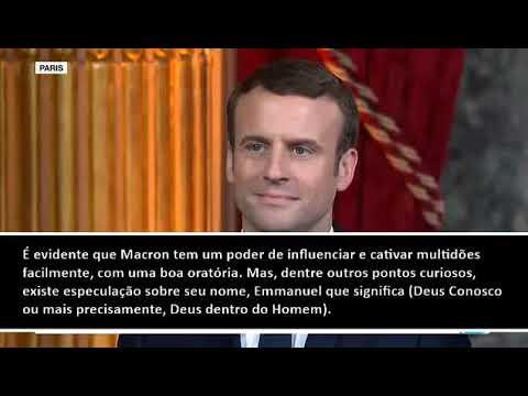 Emmanuel Macron E O Anticristo Vejam Evidencias Youtube