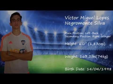 Victor Negromonte - Brazilian Soccer Recruiting ( Next Academy )